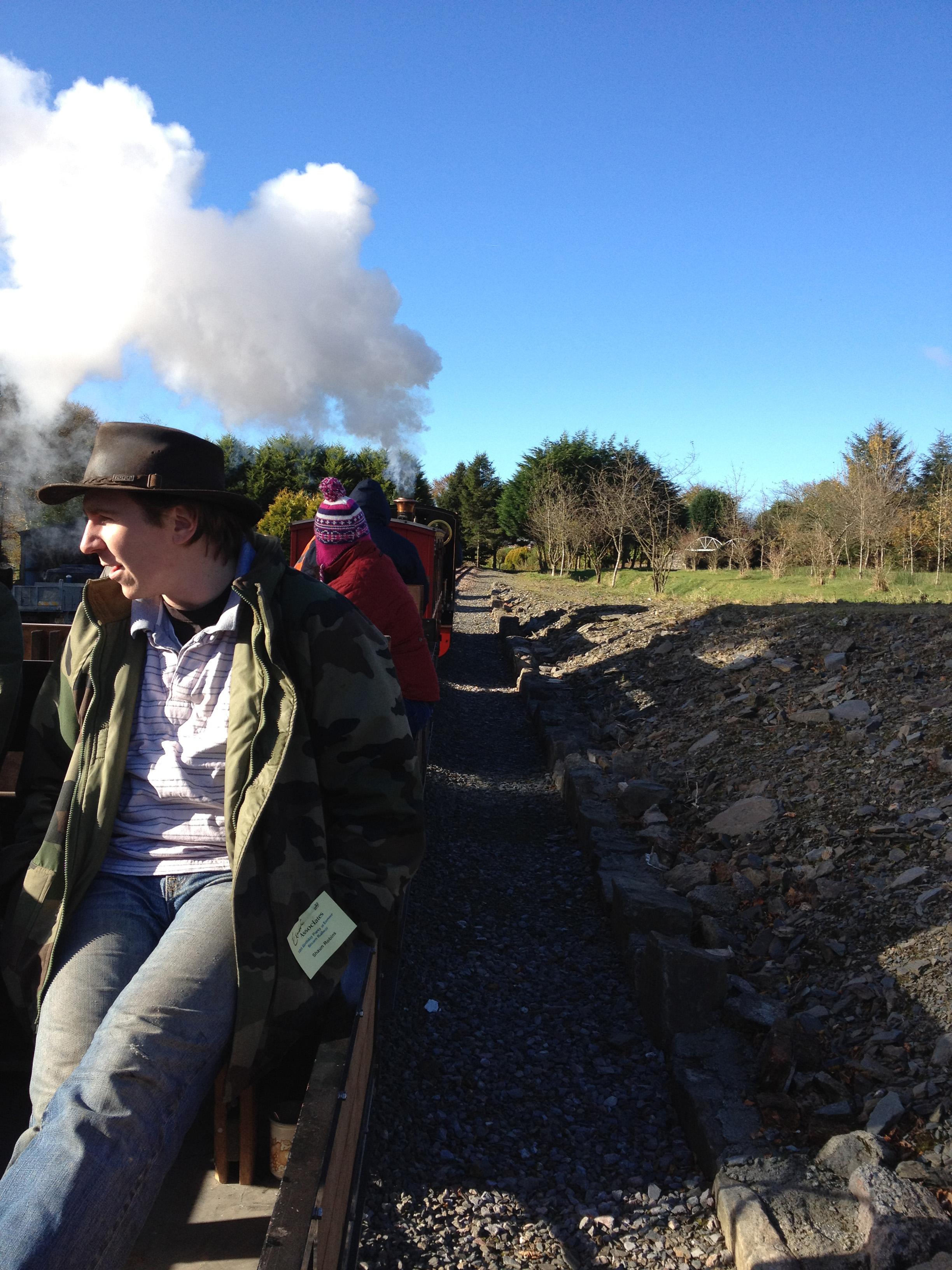Exmoor Steam